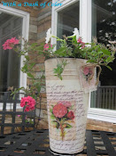 Vintage Decorative Planter