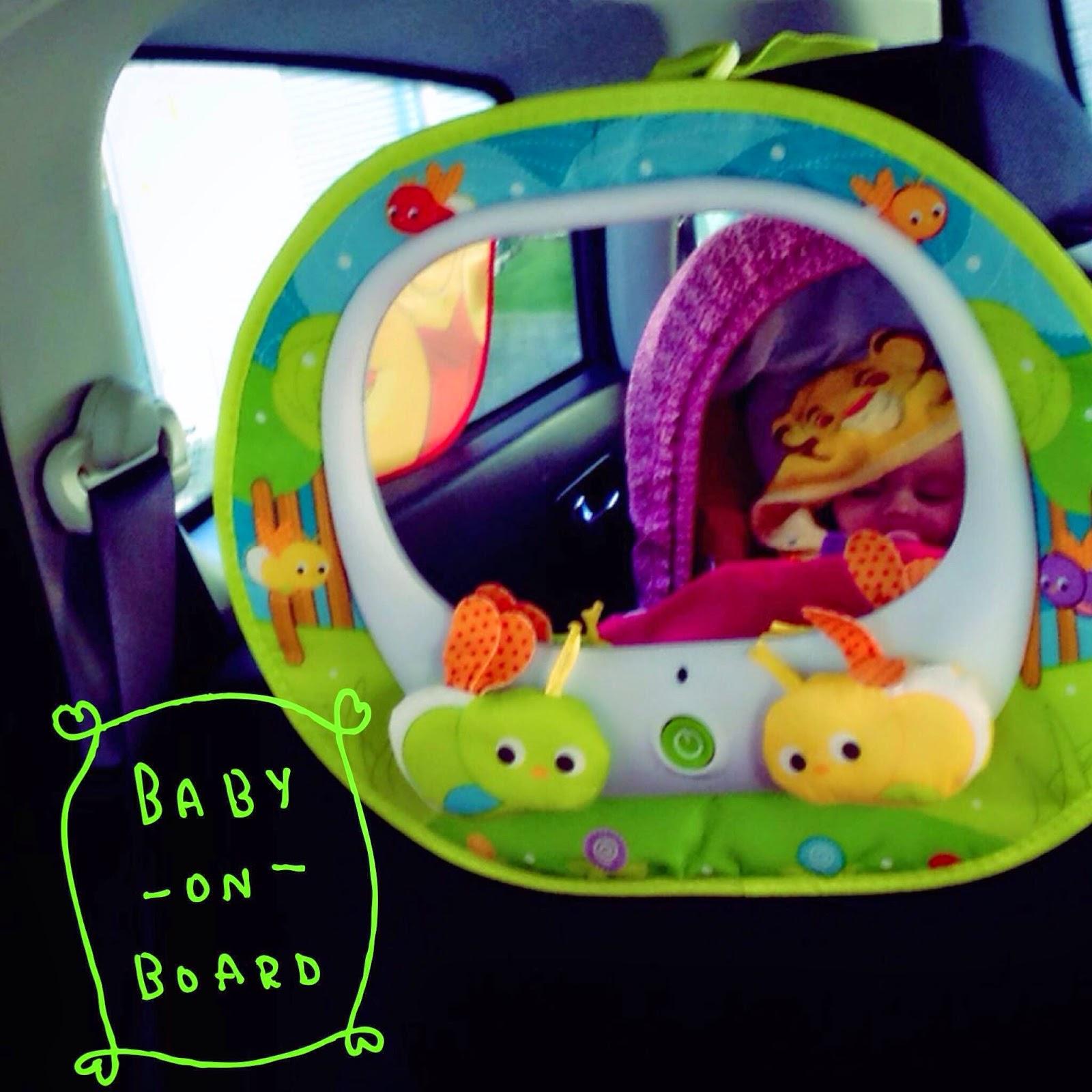 Hibou Baby Espelho Carro Espelho Meu Haver Algo T O