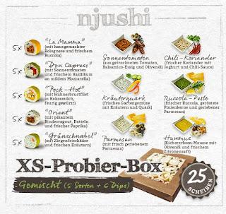 XS Probierbox