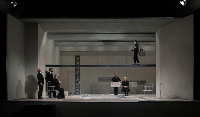 Dal 12 al 31 maggio al Piccolo Teatro Grassi di Milano torna Lehman Trilogy, omaggio a Luca Ronconi