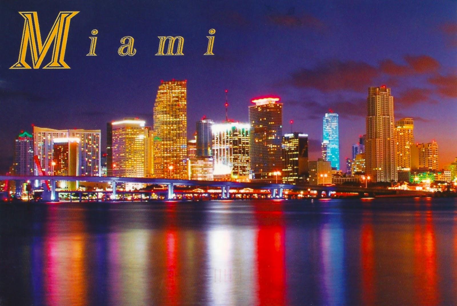 Miami South Beach Thursday Night
