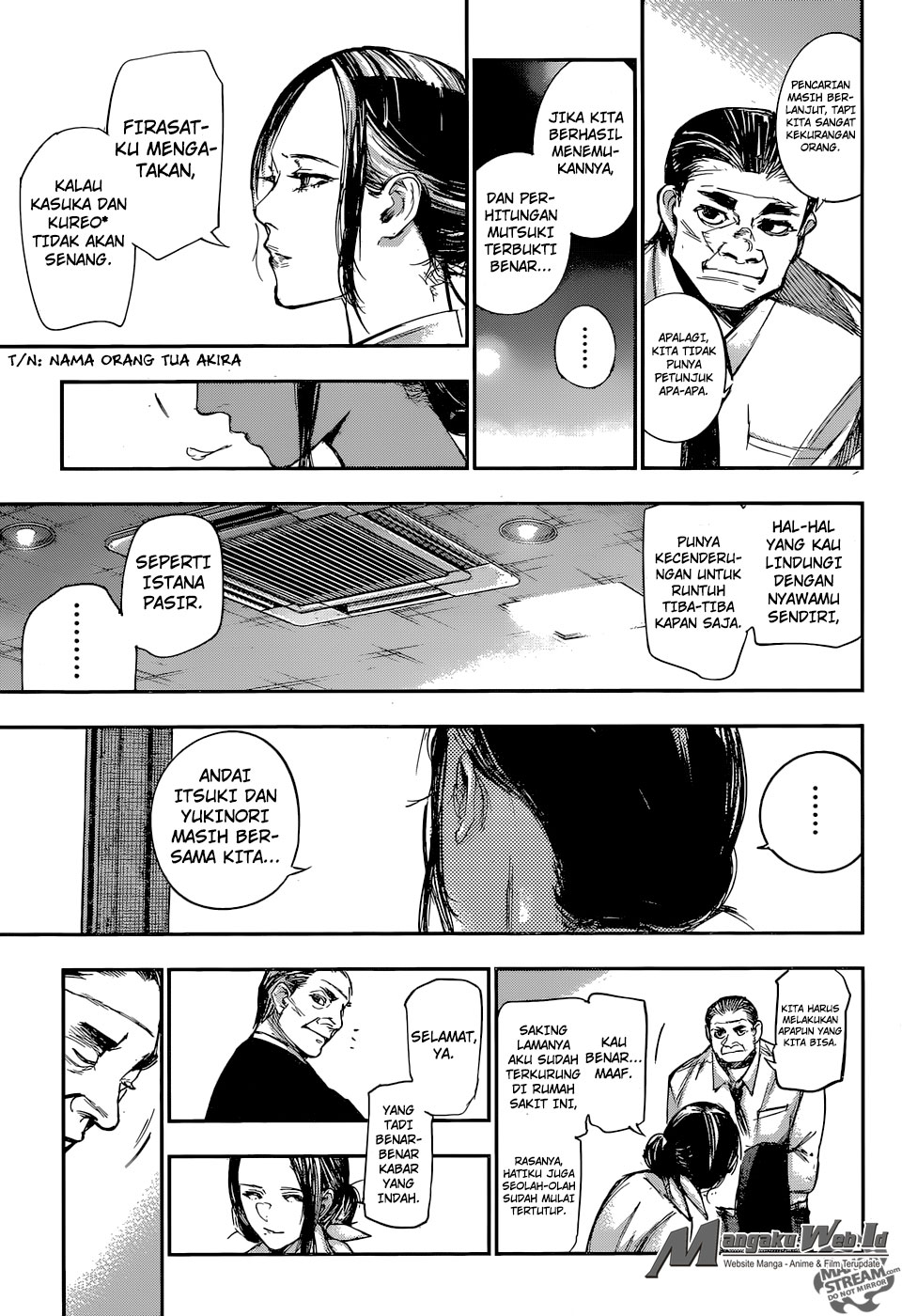 Tokyo Ghoul:re Chapter 104-5
