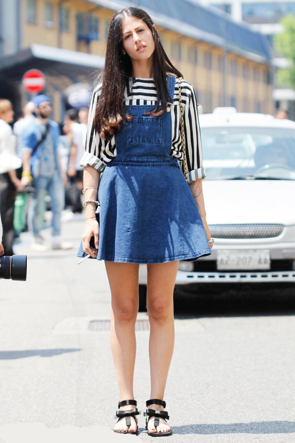 Wedding & Prom Fashion: Must-have Denim Dresses and Skirts This Summer