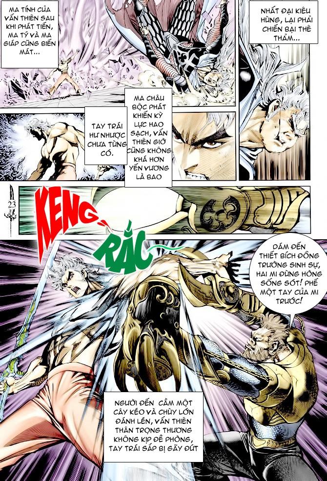 Thần Binh Huyền Kỳ II chap 7
