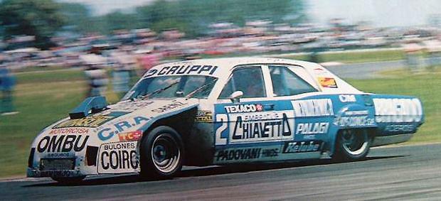 11 de junio, 1989 / EL FORD FAIRLANE GANABA POR PRIMERA VEZ EN TURISMO DE CARRETERA