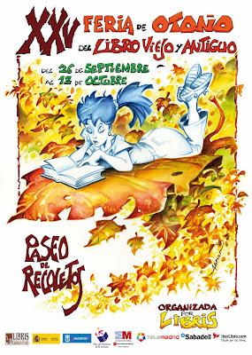 Feria del Libro Viejo y Antiguo de Madrid -2013