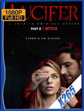 Lucifer Temporada 1-4 (2016-2019) x265 [1080p] [Latino] [GoogleDrive] [RangerRojo]