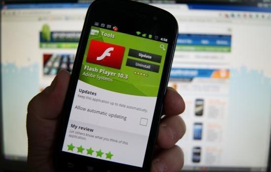 Flash player android 2 2 скачать