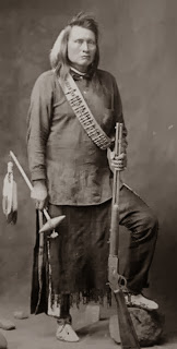 Heinmot Hihhih or YELLOW WOLF - Warrior of the Nez Perce