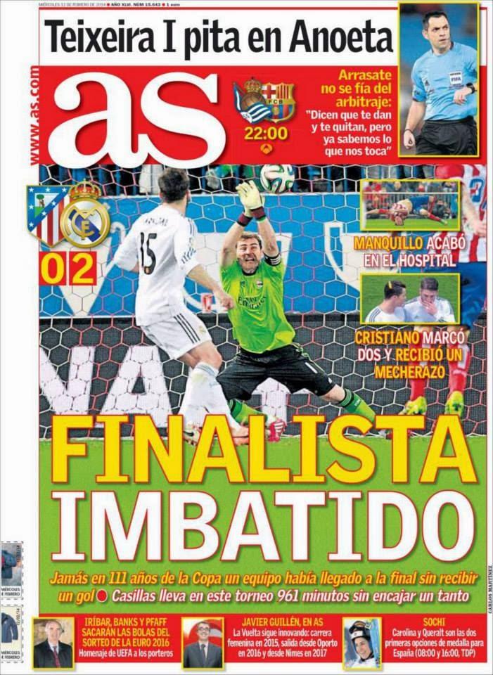 Real Madrid califica a la Final