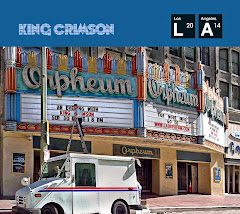 Album of the month #225: King Crimson - Live At The Orpehum (2015)