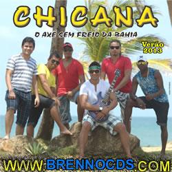 Banda Chicana - Cd Verão 2013