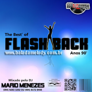CAPA CD THE BEST OF FLASH BACK