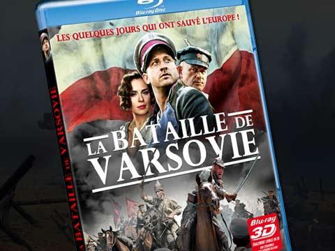 DVD de la bataille de Varsovie