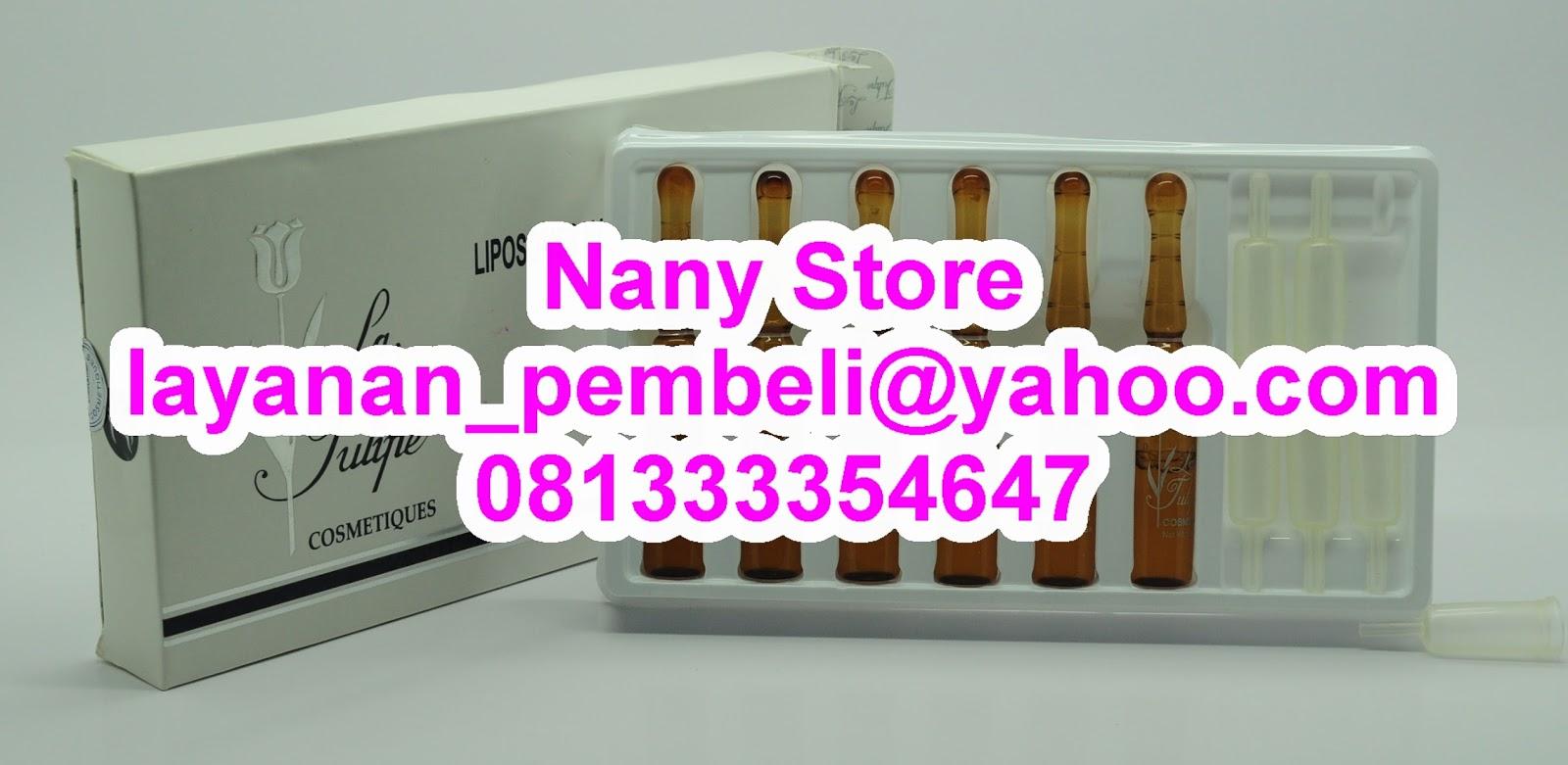 nany store liposomes hair stimulator obat penumbuh rambut