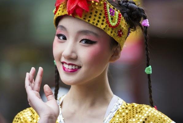 spagosmail: Najveći show na svijetu. Kineska Nova godina