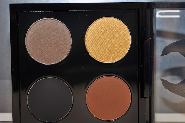 MAC Maleficent eye shadow quad