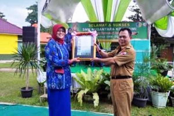 SMK Nusantara Kotabumi Lampung Utara