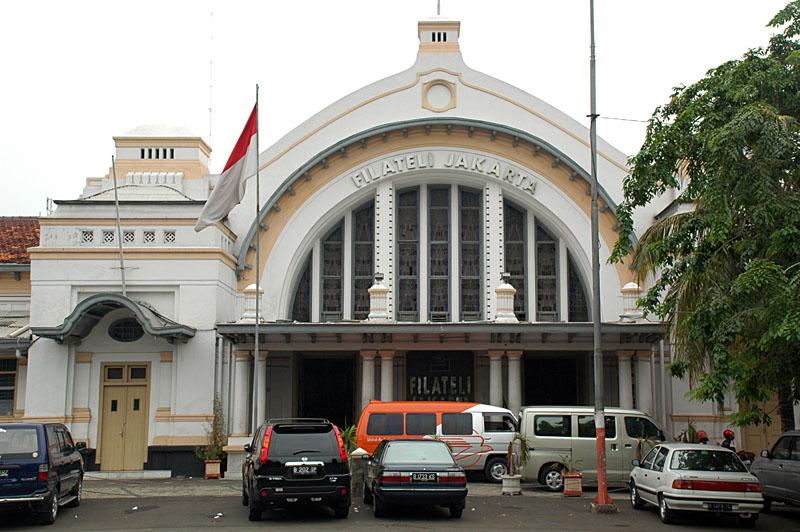 Kantor Pos Pasar Baru Jakarta