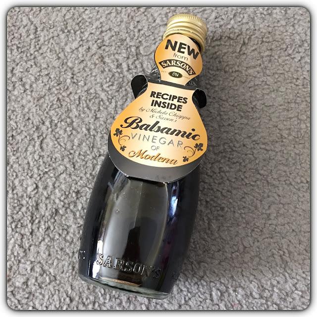 sarsons balsamic vinegar