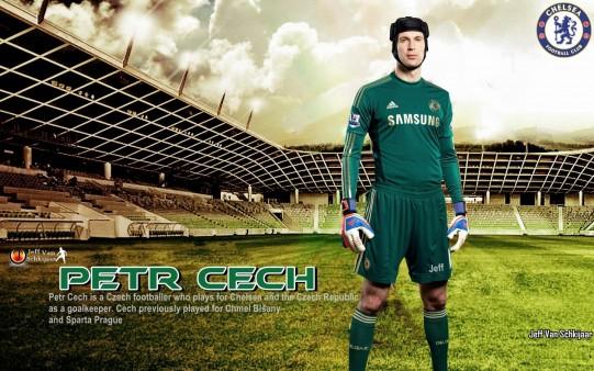 Petr Cech wallpaper Chelsea