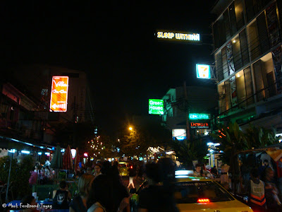 Khao San Road, Bangkok Photo 1