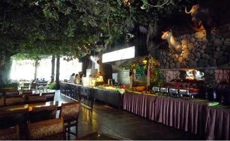restoran hotel pohon inn batu malang