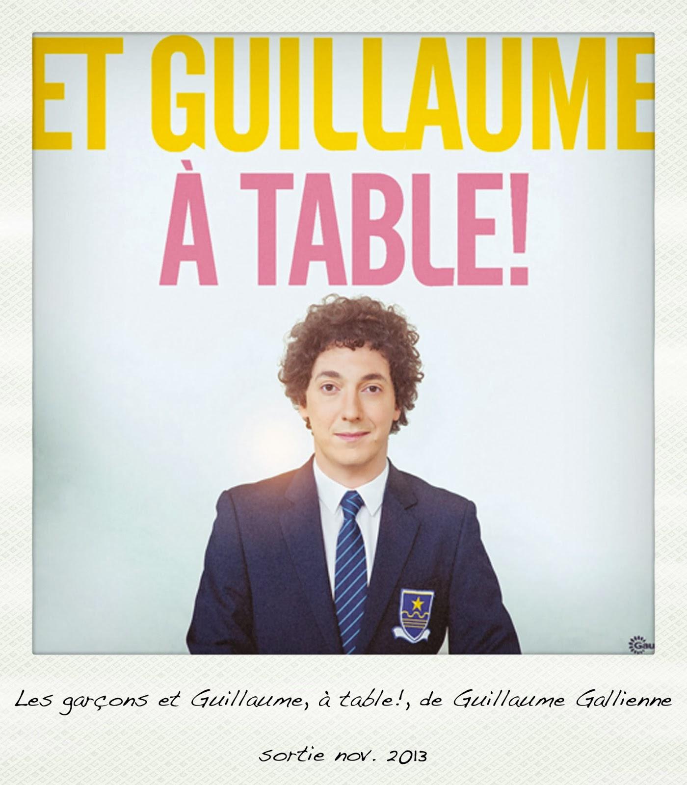 Soyons d sinvoltes n 39 ayons l 39 air de rien november 2013 - Les garcons et guillaume a table online ...