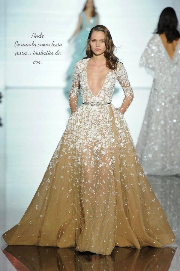 Coleção haute couture Zuhair Murad 2015