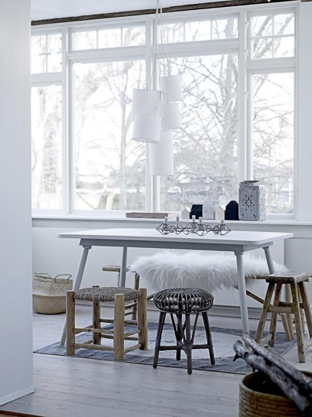 Comedores con sillas diferentes la garbatella blog de for Comedor pequea o 4 sillas