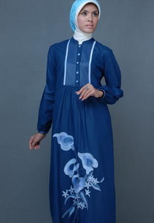 Baju Gamis Murah Tapi Bagus, Cantik, Modern,Trendy Terbaru