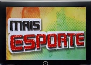PROGRAMA MAIS ESPORTE - ARQUIIVO