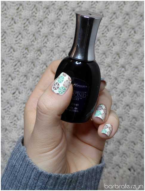 top coat sally hansen
