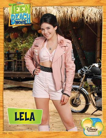 Teen Beach Movie Lela