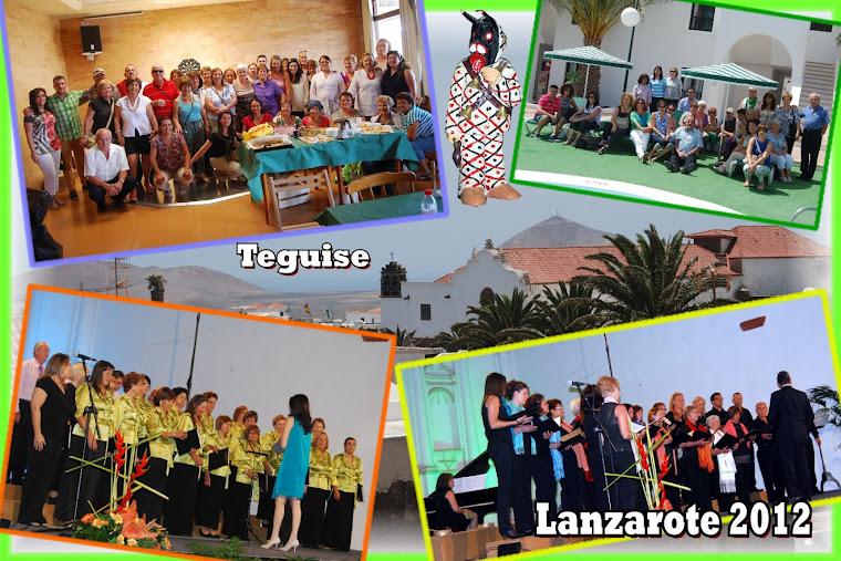 LANZAROTE / TEGUISE 2012