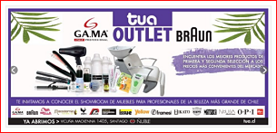 OUTLET GAMA - BRAUN