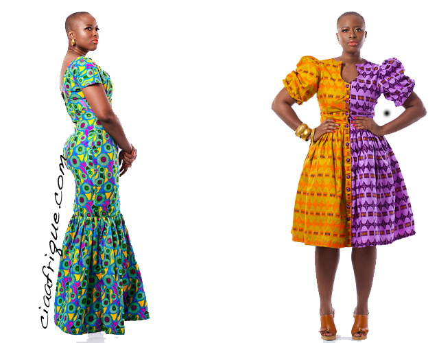 MORNING CRUSH: PLUS SIZE AFRICAN PRINT DRESSES INSPIRATION ...