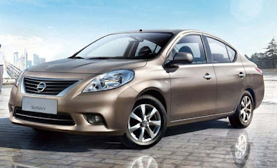 Nissan sunny 2013  new 