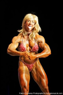 female bodybuilder betty pariso