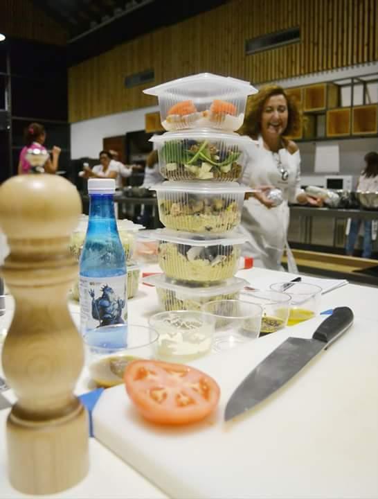 Cursos Cocina Castellon | Cuinar I Viatjar Curso De Cocina Tupper Food En Gasma Castellon