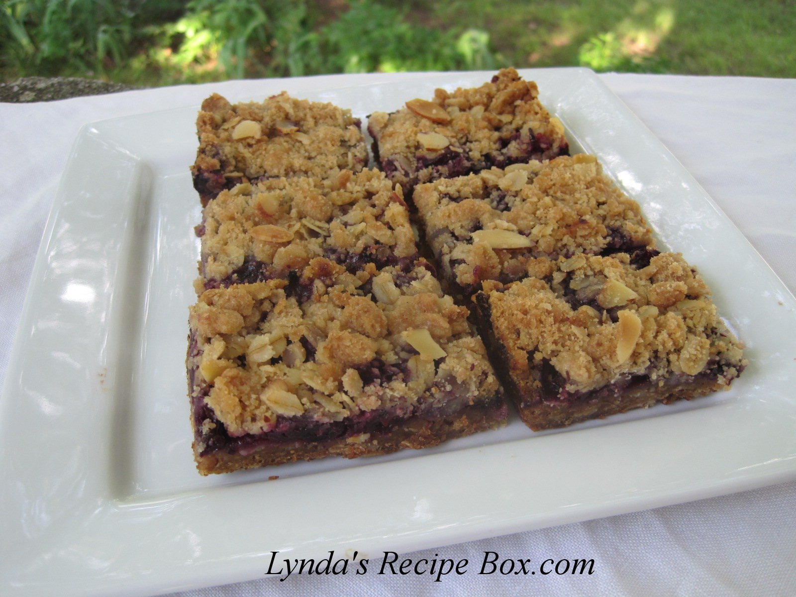 Blueberry Crisp Recipes With Cake Mix
