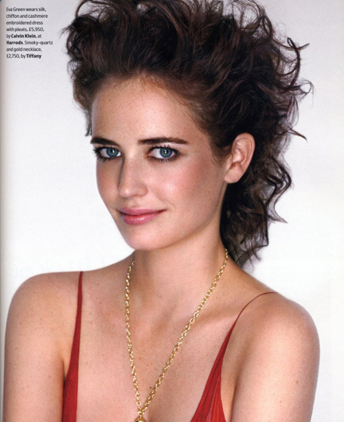 Eva Green Hairstyles Photos 8