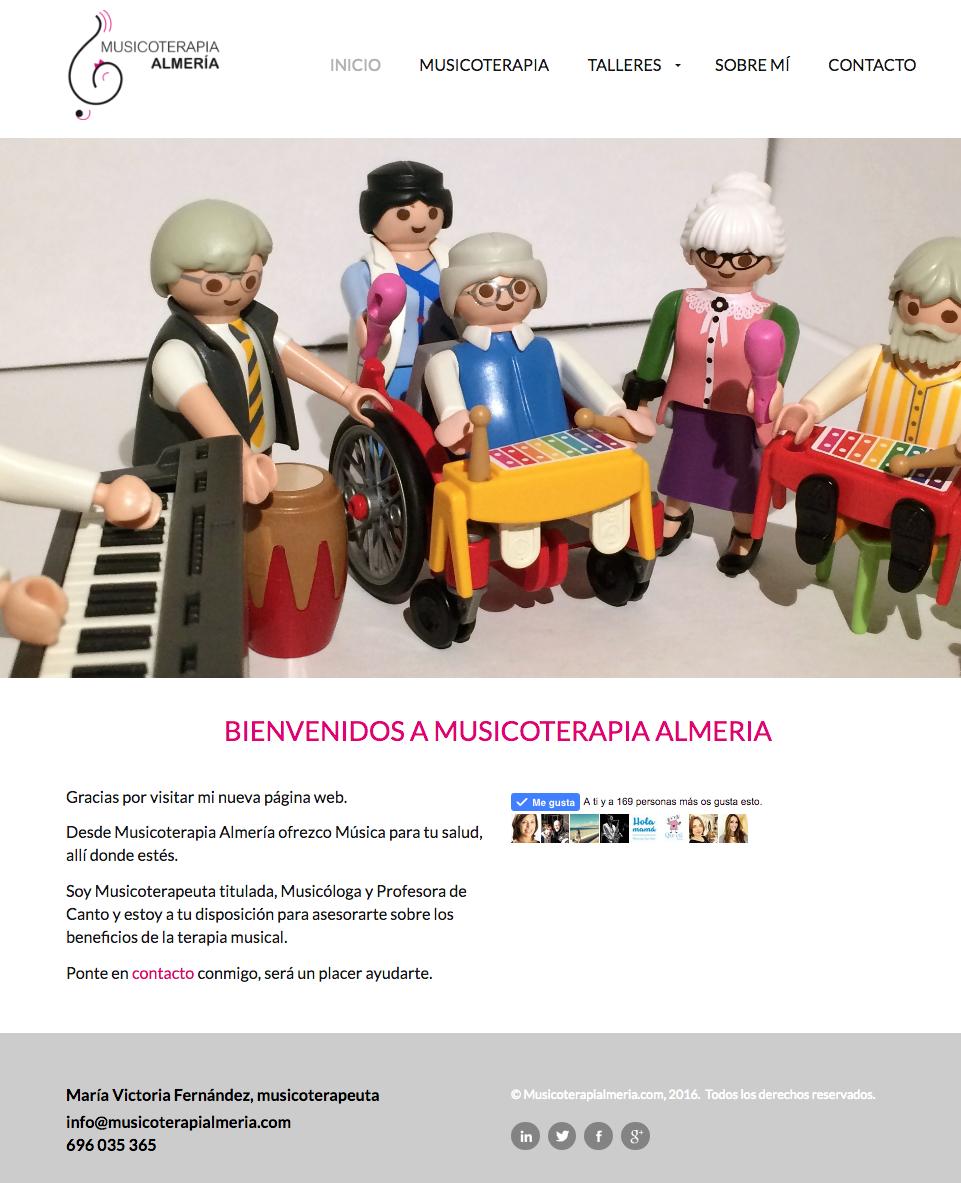 MUSICOTERAPIA ALMERIA