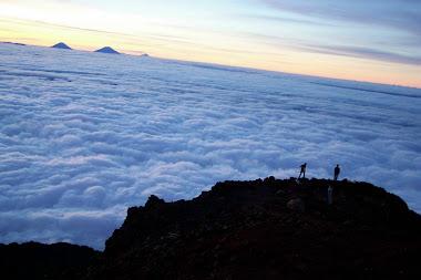 Mount Slamet 3428MDPL