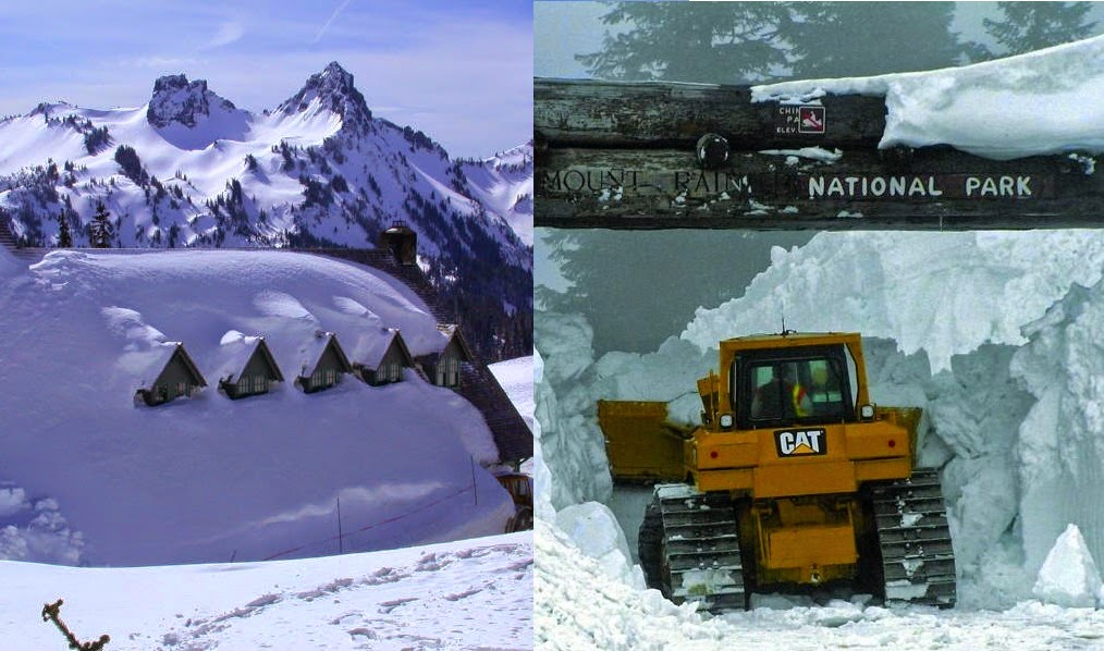 What is the snowiest place on Earth?