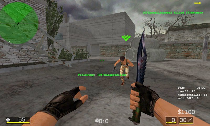Game Fps Android Critical Strike Portable Apk Android Terbaru 2015