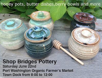 Bridges Pottery Blog Farmer S Market