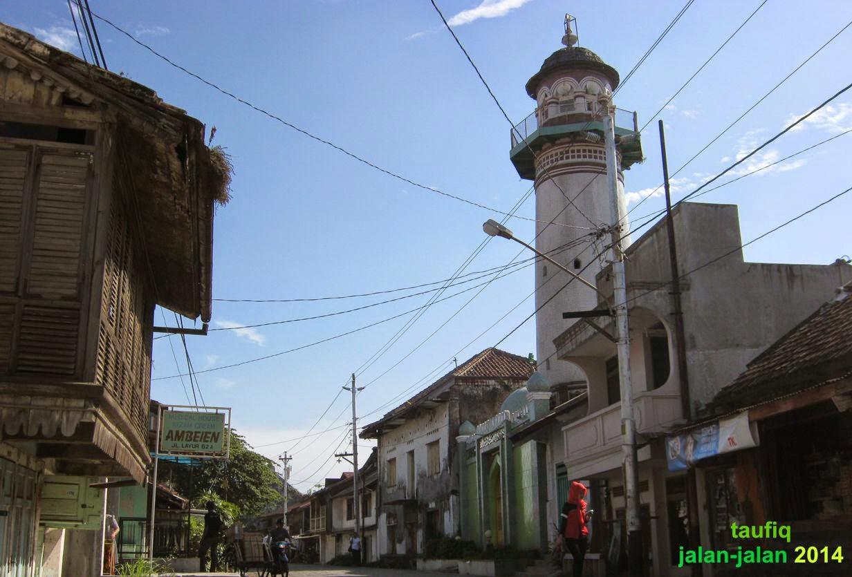 Masjid Menoro Semarang