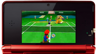 game Mario Tennis Open