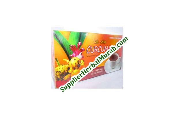 Teh Herbal Curcuma